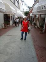 sur les Champs et lysées de Capri