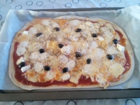 Pizza fromages