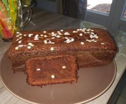 Mon gâteau au chocolat pour ma fille