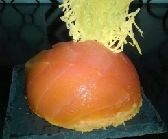 Dôme aux deux saumons