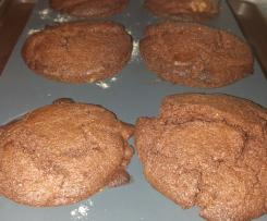 Muffins chocolat intense