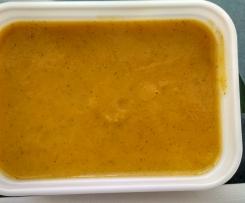 Ma soupe aux 5 légumes