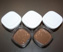 Crème dessert au chocolat type Danette