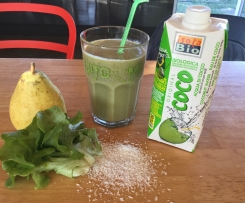 GREEN SMOOTHIE POIRE/COCO