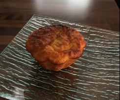Gâteaux au potiron coco