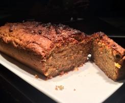 Carrot Cake (sans gluten & sans lactose)