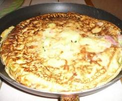 Matafan jambon fromage