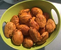 madeleines aux tomates séchées