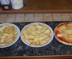 Pâte à pizza géniale