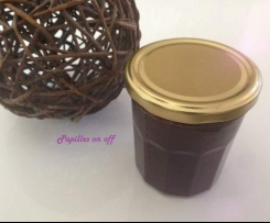 Confiture de prunes à l'agar agar