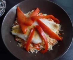 tajine de limande aux poivrons