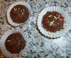 chocolats  croustillants glacées