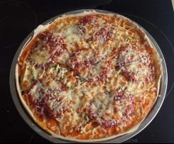 Pizza ww (7pp le quart de pizza)