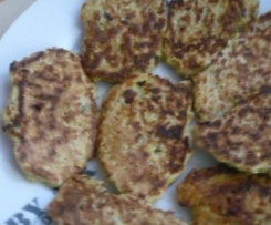 beignets courgettes pommes de terre