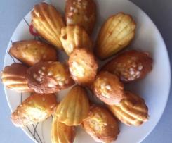 madeleines au sucre