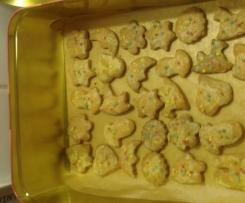 Biscuits de Noël à la canelle, sans oeufs ni lactose
