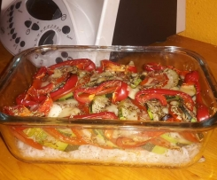 TIAN COURGETTES TOMATES