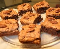 Véritables brownies américains