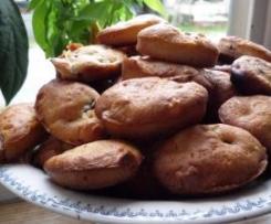 Cakes aux figues