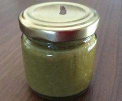 Purée salade/pomme de terre (bébé dès 4 mois)