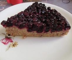 visitandine aux myrtilles (gâteau de Nancy)